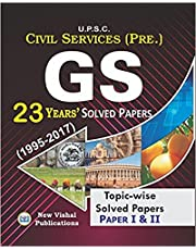 IAS G.S CIVIL SERVICES (PAPER 1&2) 24 YEARS SOLVED PAPERS