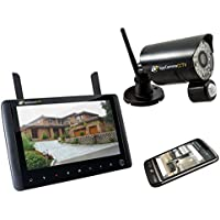 720 P HD digitale Wireless CCTV con Mobile Access, portatile