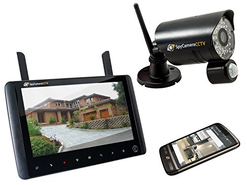 Digital-Wireless-CCTV-System-Portable-LCD-Remote-Mobile-Access-Push-Notifications-1-Camera-2-Camera-4-Camera-Day-Night-Weatherproof-Bullet-Cameras-PIR-Motion-Detection-MicroSD-Recording-Home-Surveilla