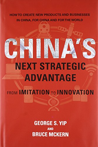 Yip, G: China's Next Strategic Advantage (The MIT Press) por George S. Yip