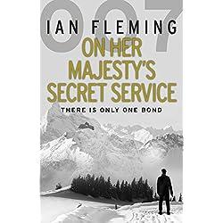 On Her Majesty's Secret Service (James Bond 007, Band 11)