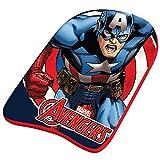 Seven Pska 9859 - Kickboard Avengers Capitan America, 100 g, multicolore