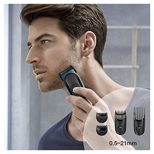 Braun Multigrooming-Set Bartschneider, Trimmer, Bodygroomer Abbildung 3