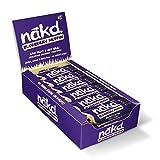 Nakd Blueberry Muffin Natural Snack Bars - Vegan Bars - Healthy Snack - Gluten Free Bars 35 g (Pack of 18)