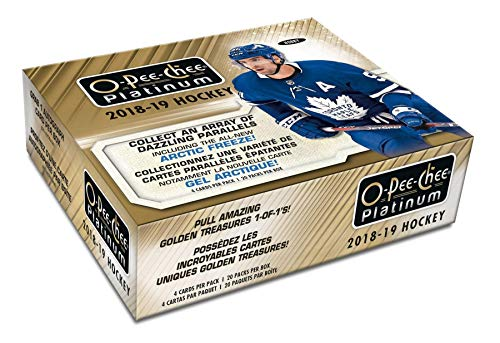 Upper Deck 2018-19 NHL O-Pee-Chee Platinum