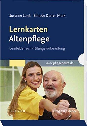 Lernkarten Altenpflege: Lernfelder zur Prüfungsvorbereitung