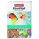 Beaphar XtraVital Large Parakeet Food 1 kg (Pack of 4)