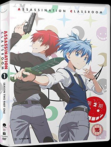 Assassination Classroom Season 2 Part 1 - DVD [UK Import]
