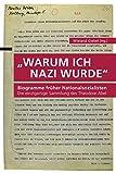 Warum ich Nazi wurde