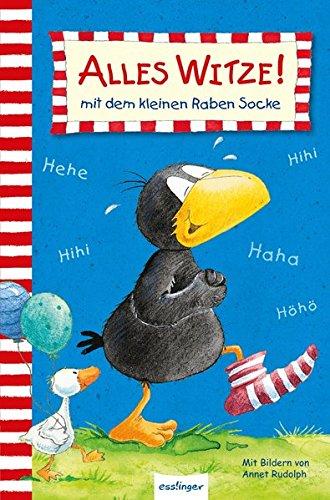 Der kleine Rabe Socke: Alles Witze!