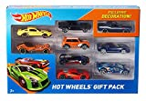 #3: Mattel X6999 Hot Wheels 9-Car Gift Pack (Styles May Vary)