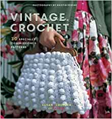 Vintage Crochet Amazon Co Uk Cropper Susan 9781903221884 Books