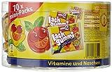 nimm2 Lachgummi minis Dose – Spaßiges Fruchtgummi mit Vitaminen –