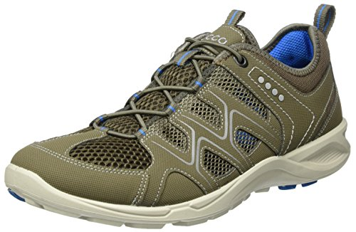 Ecco Herren Terracruise Outdoor Fitnessschuhe Grün (58438WARM GREY/DARK CLAY/DYNASTY)