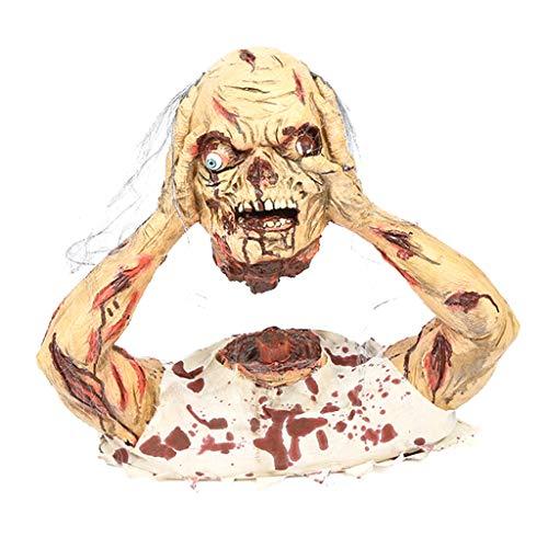 Haunted Prop - FXQ Halloween Dekoration Terrible Head Props