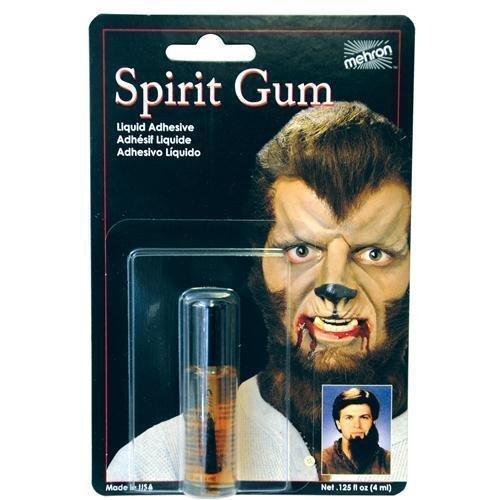 Spirit Gum Carded Qtr 1/4 Oz