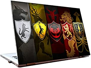 Tamatina Laptop Skins 14 inch - Game of Thrones - TV Show - HD Quality - Dell-Lenovo- HP-Acer