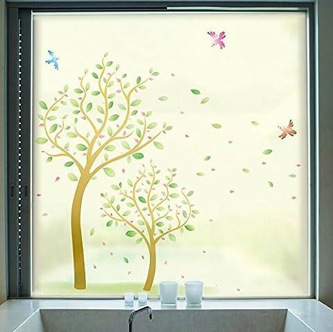 Durchsichtige Schattierung Schlafzimmer Studie schwebende Fenster Windows Kinder Zimmer Glas