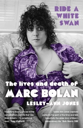 Ride a White Swan: The Lives and Death of Marc Bolan (English Edition) por Lesley-Ann Jones