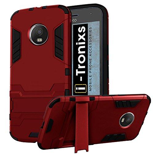 Motorola Moto G5 Plus 2017 case (Red ) Cover