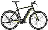 E-Bike Kalkhoff Evo INTEGRALE LIMITED BLACK 11G 17AH 36V 28 Herren, Rahmenhöhen:60, Farben:black/greenm