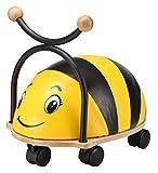 BIKESTAR Rutscher Rutschfahrzeug Rutschauto Lauflernwagen für Kinder und Kleinkinder ab 1 – 1,5 Jahre ★ Kinderfahrzeug Wheely Käfer Bug Tier mit Flüsterreifen für drinnen ★