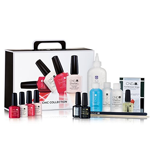 CND Shellac Starter Kit Chic