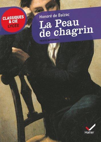 La Peau de chagrin par Honoré de Balzac