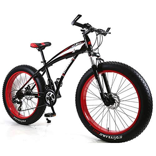 unisex federung mountainbike 26 zoll fat tire. Black Bedroom Furniture Sets. Home Design Ideas