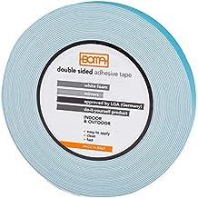 Boma - Cinta adhesiva de doble cara B53112400010 para espejos, 12 mm. x 1,5 metros