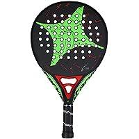 StarVie Titania Carbon Pala de Pádel, Unisex Adulto, Verde, 360 gr