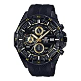 Best Casio Edifice Watches - Casio Edifice Analog Black Dial Men's Watch Review