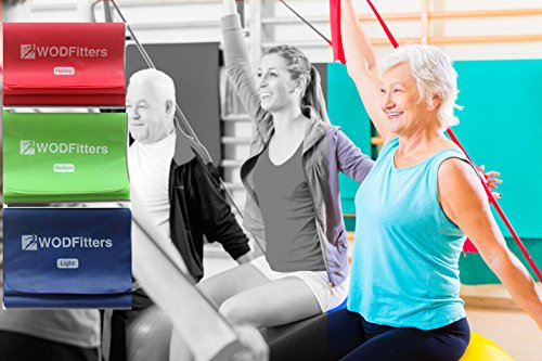 Wodfitters Yoga Bands – Exercise Bands