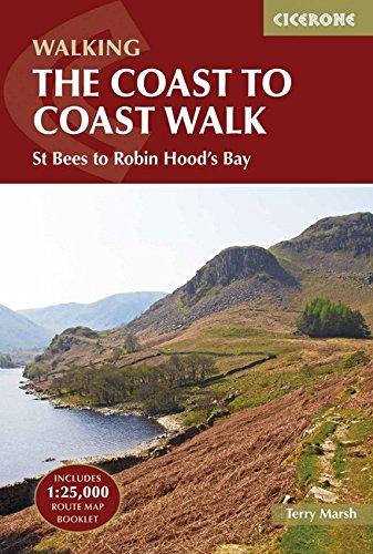 Coast to coast walk par Terry Marsh