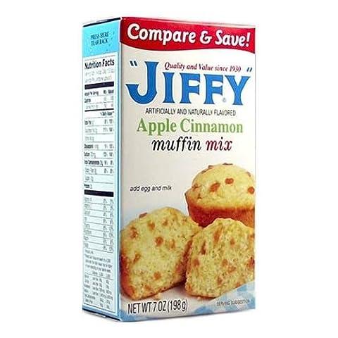 Jiffy Muffin Mix - Apple Cinnamon 7 OZ