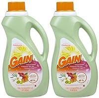 Gain Liquid Fabric Softener, Island fresh, 51 oz, 60 loads- by GAIN