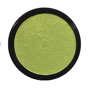 Eulenspiegel - Maquillaje Profesional Aqua, 20 ml / 30 g, Color Brillo perlino Verde Bruja (180426)