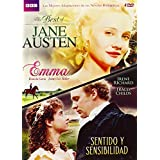 The Best Of Jane Austen: Emma + Sentido Y Sensibilidad