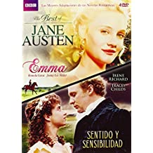 The Best Of Jane Austen: Emma + Sentido Y Sensibilidad