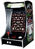 G-288 Galaga Arcade Video Machine TV Spielautomat Thekengerät Cabinet Automat 412 Spiele