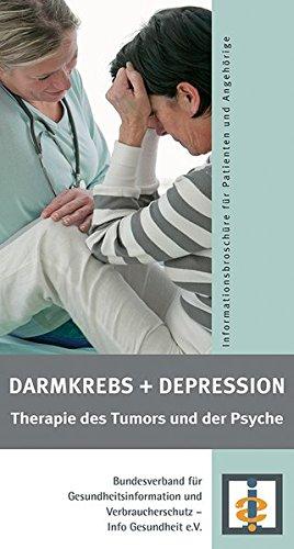 Darmkrebs und Depression: Therapie des Tumors und der Psyche