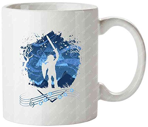 Song Of Storms Hyrule Shield Hero Of Time Nintendo 64 Song Of Storms Hyrule Triforce Zelda Cool Mug(Tazzine da caffè) Coffee Mug(Tazzine da caffè)s