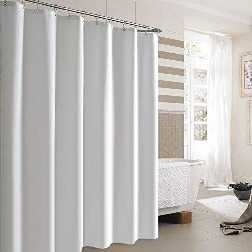Norcho Duschvorhang Wasserdicht Anti-Schimmel mit 12 Duschvorhangringen