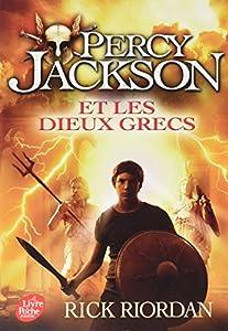 """Afficher """"Percy Jackson n° 6 Percy Jackson et les dieux grecs"""""""