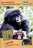 Uganda & Berggorillas erleben [Alemania] [DVD]