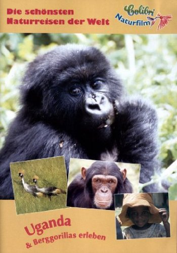 Uganda-Berggorillas-erleben-Alemania-DVD