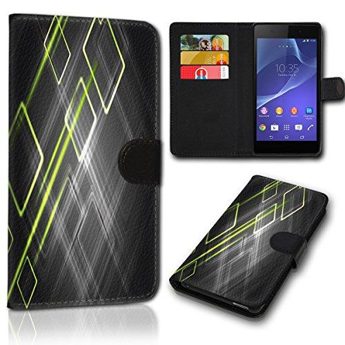 Book Style Alcatel A5 LED 5085D Tasche Flip Brieftasche Handy Hülle Kartenfächer für Alcatel A5 LED 5085D - Design Flip SVH1179