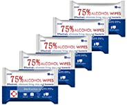 75% Alcohol Wipes Disinfection Tablets Sterilization Alcohol Cleaning Wet Wipes 99.9% Sterilization Rate 10 Pi