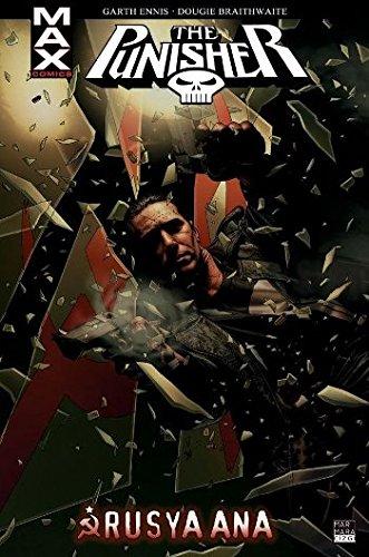 Punisher Max Cilt 3 : Rusya Ana (The Punisher)