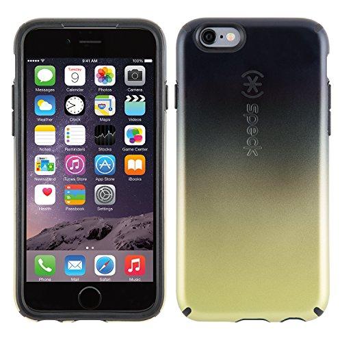 Speck 73804-5376 Inked CandyShell harte Schutzhülle für Apple iPhone 6/6S Plus 13,97 cm 5,5 Zoll) pineapple pac/knight lila schwarz, gold